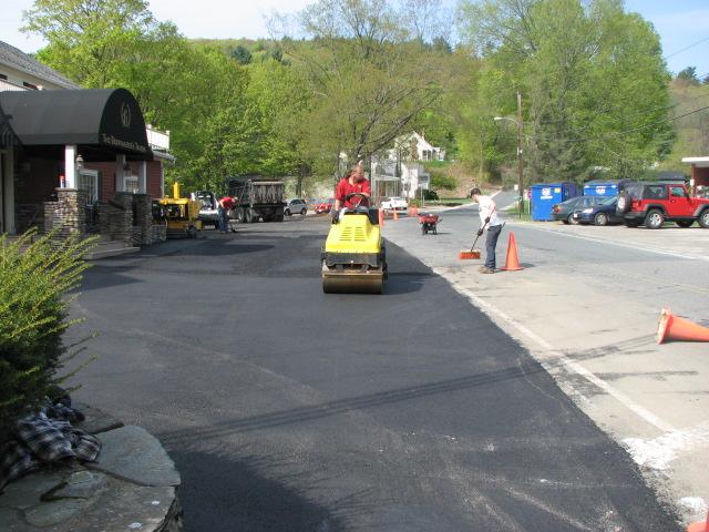 Western Massachusetts Paving Blacktop Blacktopping